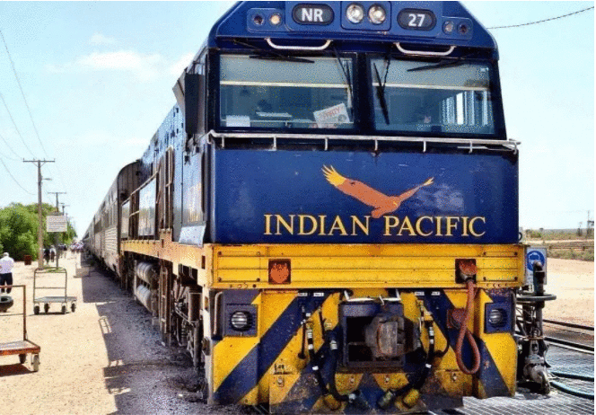 Indian Pacific: explorando o interior da Austrália em grande estilo