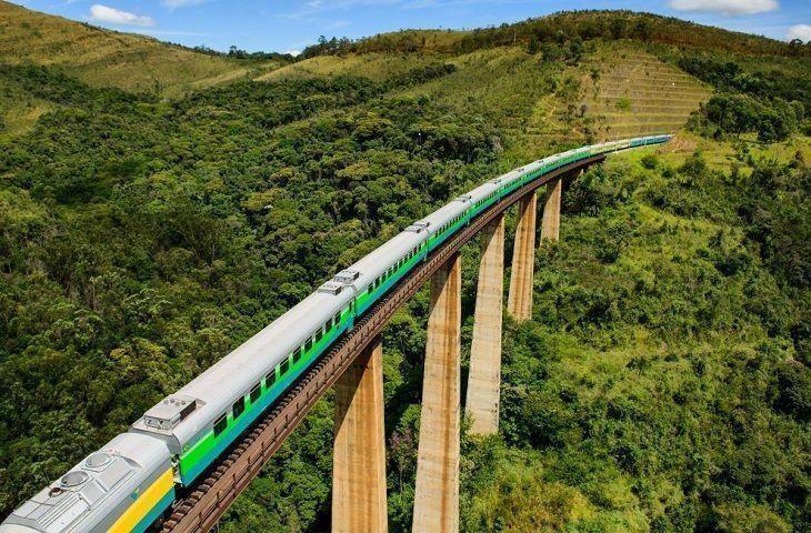 Os 05 passeios de trem mais bonitos no Brasil