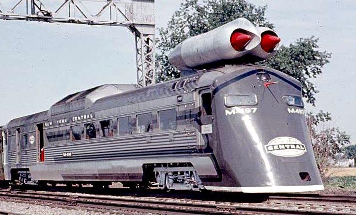 Os 5 trens mais estranhos do mundo