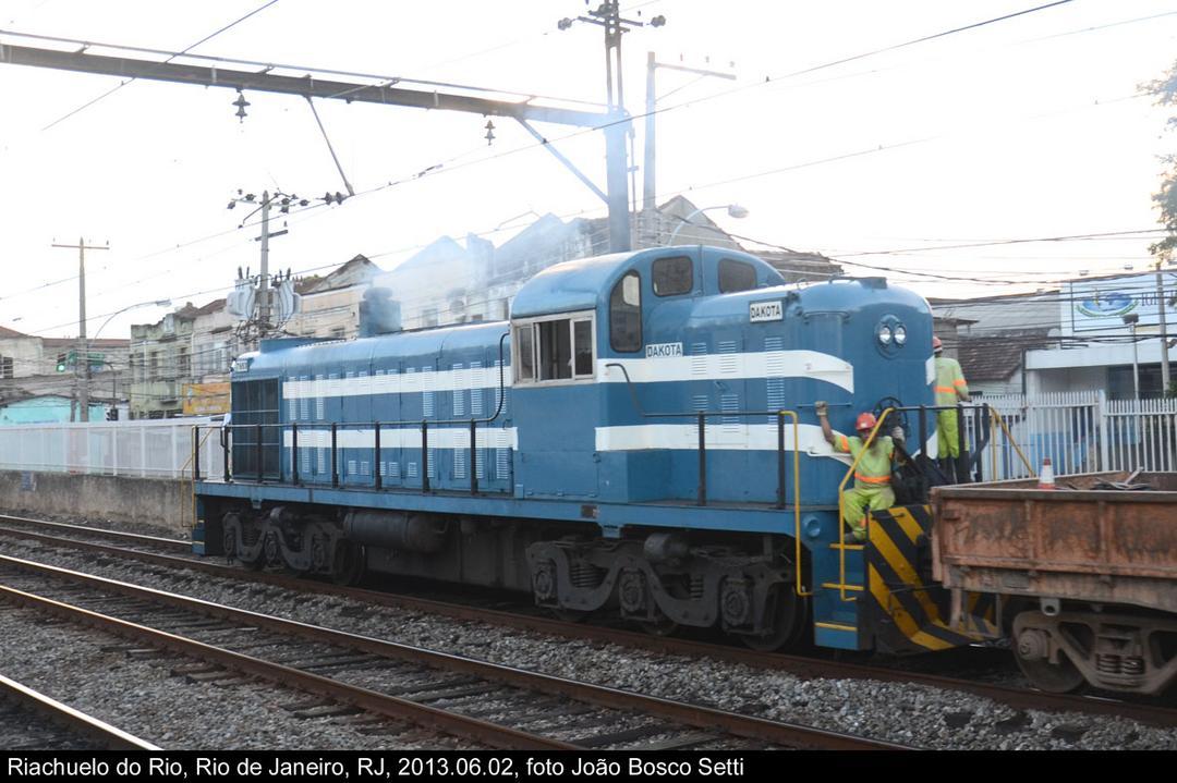 Locomotivas Alco da Família Alco nas Ferrovias Brasileiras