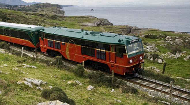El Expreso de la Robla: charme e conforto das viagens ferroviárias clássicas