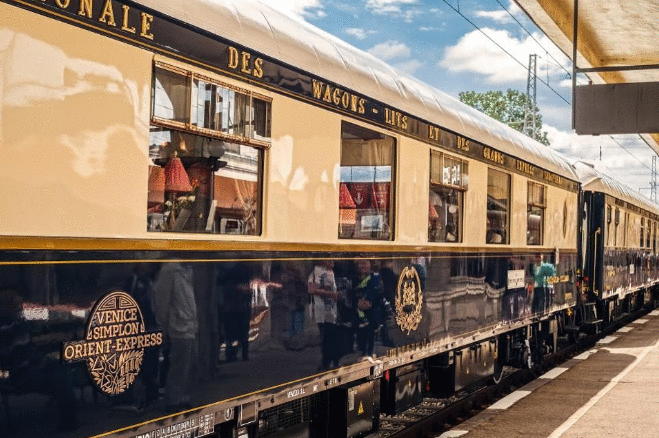 Venice Simplon-Orient-Express: A volta dos trens dos anos 20