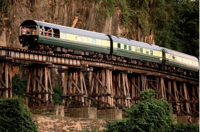 Eastern & Oriental Express: um passeio encantador pelo sudeste da Ásia