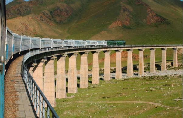 Shangri-La Express: o trem-hotel chinês