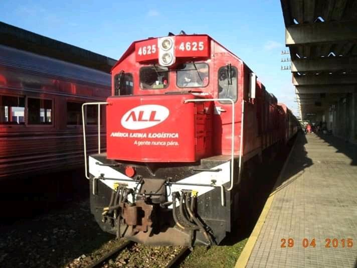 Passeio de Trem saída de Curitiba