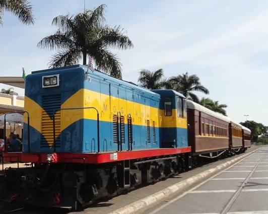 Novo trem em SP!