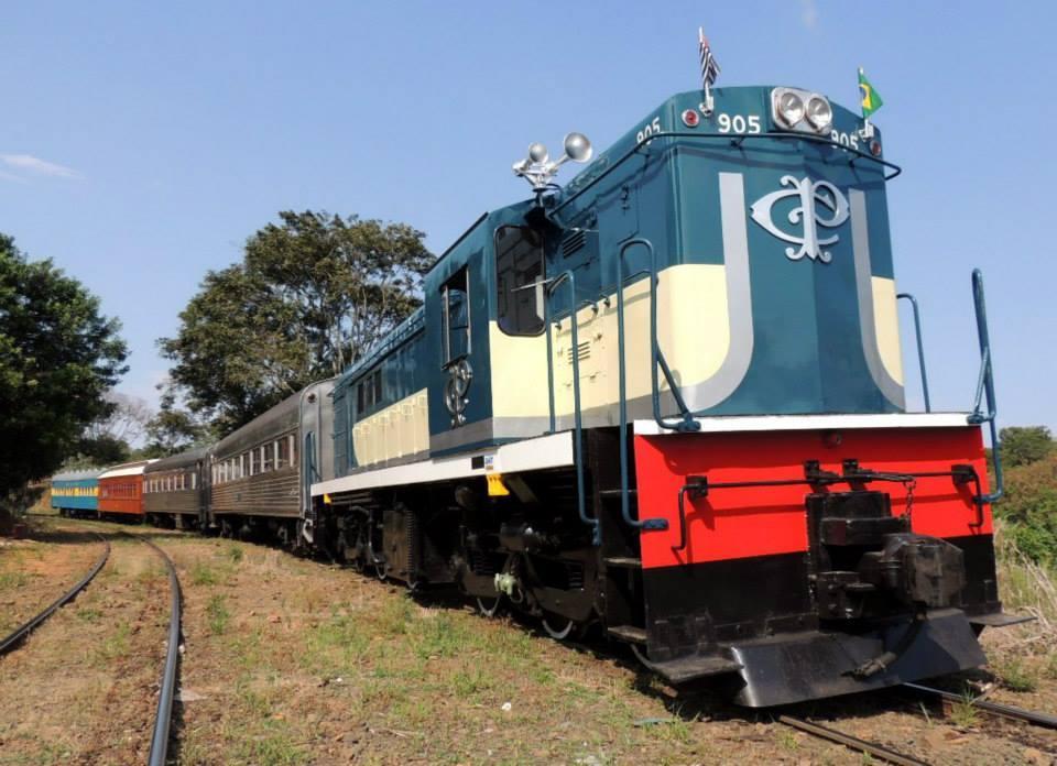 Entrevista com Bruno Sanches: A Cultura Ferroviária no Brasil