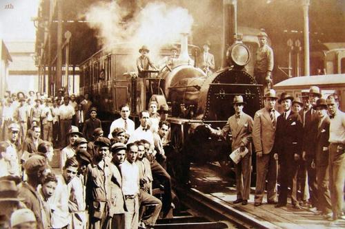 As primeiras Ferrovias do Brasil