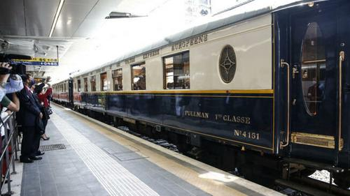 Redescobrir o país. Novo projeto ferroviário da Itália!