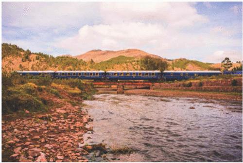 Belmond Hiram Bingham: o lendário trem Pullman