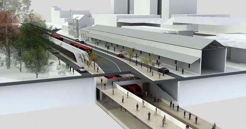 E o metrô de Curitiba, será que sai?