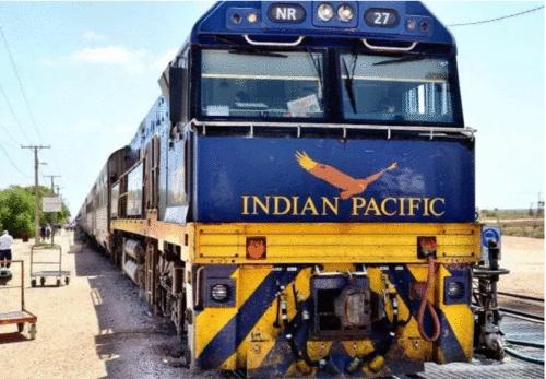 Indian Pacific: explorando o interior da Austrália em grande estilo