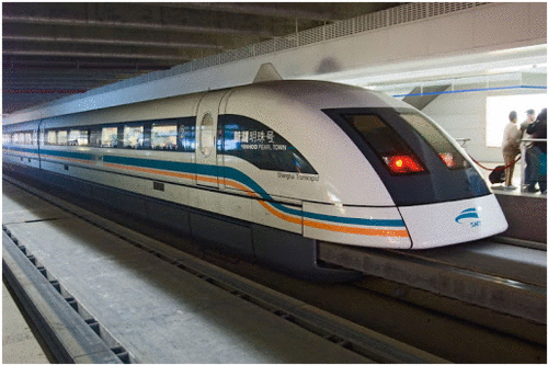 """""""Trens flutuantes"""": entenda como funcionam os Maglevs"""