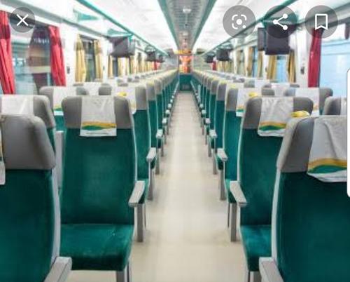 Trens de passageiros no Brasil 2019