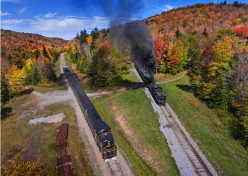 Conheça 05 passeios de trem a vapor nos EUA