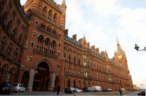 Saiba por que a Estação St. Pancras foi escolhida como um dos cenários da saga Harry Potter