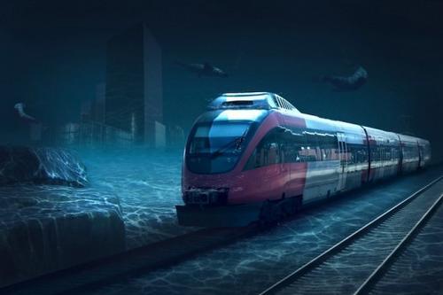 China e a construção da rota subaquática