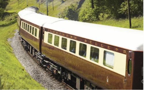 Northern Belle: uma viagem de volta aos anos 1930