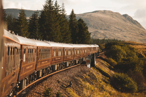 Belmond Royal Scotsman: um spa sobre trilhos