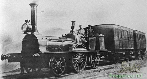 A baroneza: O primeiro trem do Brasil