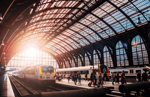 6 estações de trem mais bonitas do mundo