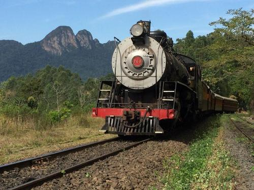Trem Rio Negrinho
