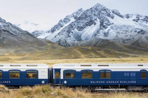 Belmond Andean Explorer: desbrave as maravilhas naturais do Peru