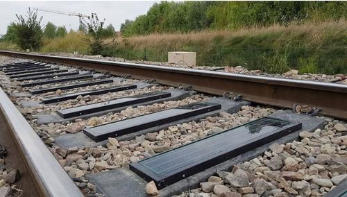 Ferrovias produtoras de energia solar?