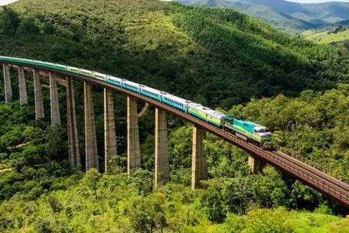 Os trens ainda fazem sucesso no Brasil?