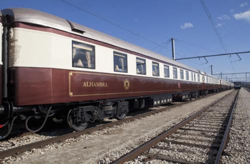 Al-Andalus: o mais espaçoso trem de luxo da Espanha