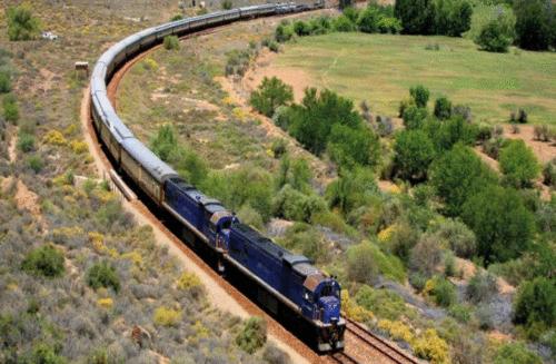 Shongololo Express: um passeio pela África Austral