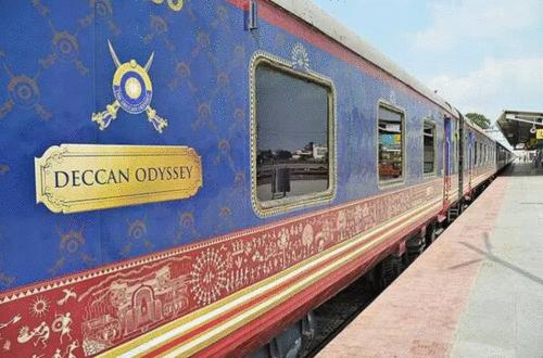 Deccan Odyssey: A luxuosa jornada pela diversidade indiana