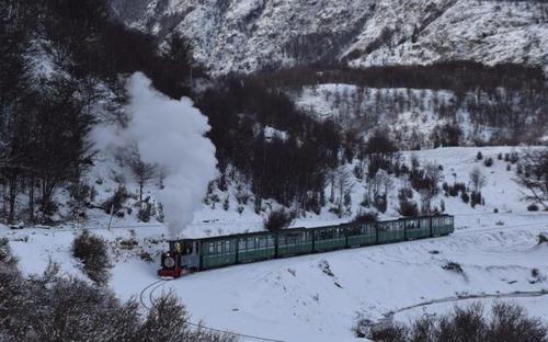 O trem do fim do mundo