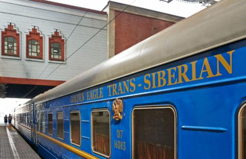 Golden Eagle Trans-Siberian: suítes imperiais para viajantes exigentes