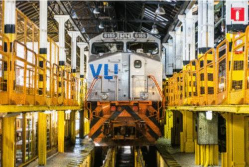 Oficina de Divinópolis: referência internacional na formação de ferroviários