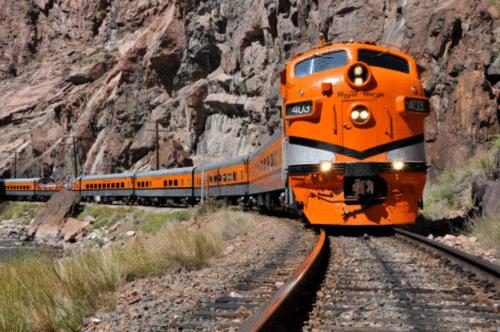 Royal George: um passeio pelas montanhas rochosas do Colorado