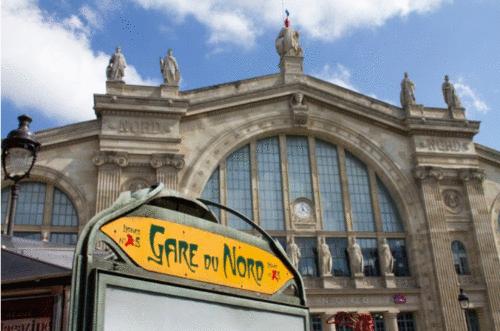 """""""La Métamorphose"""": um projeto futurista da Gare du Nord"""