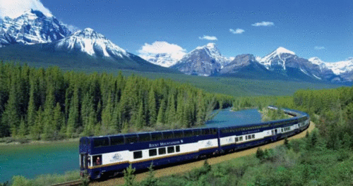 Rocky Mountaineer: uma viagem pelo oeste do Canadá