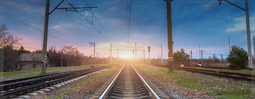 A primeira ferrovia 100% a energia solar